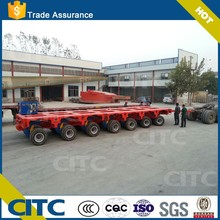 2015 CITC Brand multi-axle hydraulic truck trailer for sale (customizing available)