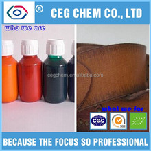 Water Based Colorant from manufacturer base RAL to match color for PU works