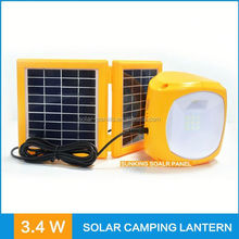 Outdoor Portable true value solar lamp post with planter