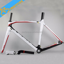 2015 most popular 695 carbon fiber road bicycle frame,EN quality specialize carbon road bike frames,super light on sale