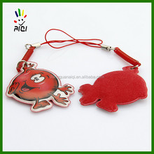 promotional logo pvc phone cleaner