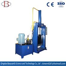 XQL-8 high quality single Cutter Rubber Cutting Machine, rubber sheet cutting machine