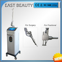 Fractional co2 laser system surgery scar removal