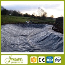 resistant chemical hdpe geomembrane plastic liner for pond indoor fish farming tanks
