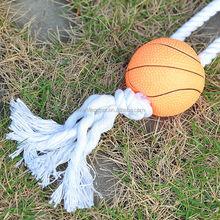 2014 Best Made Basketball Dog Toy Logo