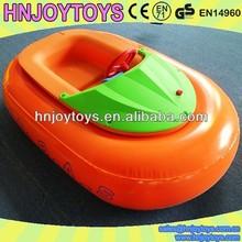 De plástico de aire del barco, barco de parachoques inflable