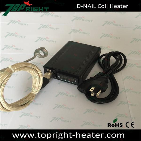 Enail Coil Heater Electric Nail Dab E- Nail Coil Heater