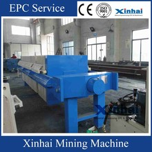 Plate and Frame Filter Press Machine For Gold Mining