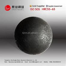 65Mn forjado molienda bolas de acero por la minería y cemento planta