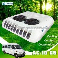 Auto AC units for van 9-19 seats,10kw