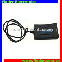 Mini MHL to AV Converter composite RCA/scart video Supports1080p DVI system