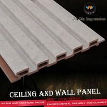 Non - Formaldehyde Emission Heat Insulation Garage Ceiling Panels