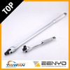 Made in Taiwan Drop Forged CRV Chrome Plated Breaker Bar Hand Tool