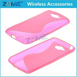 New Products For Moto Xt1254 S Line Crystal Tpu Mobile Phone Case Anti-Scratch Tpu Cell Phones Cases