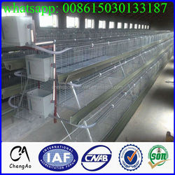 Poultry farming equipment animal iron wire bird breeding cage