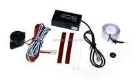 12V 4 sensors electromagnetic parking sensor u-302