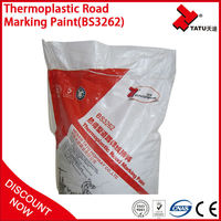 BS3262 Standard Thermoplastic Road Marking Paint