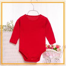 Top selling cotton cute 100% cotton plain baby t-shirt
