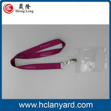 Cheap new products id card holder lanyards for fair