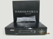 Receptor basado en los satélites de Premium+ HD Azbox con WIFI, HDD, LAN, DVB-S2, distribución del Internet