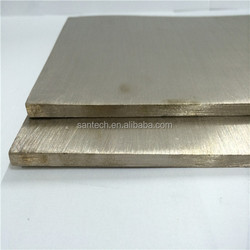 High quality and purity vacuum melting bismuth target manufacture price
