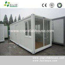 Recycled Demountable Prefab Luxury Container House with Equipment