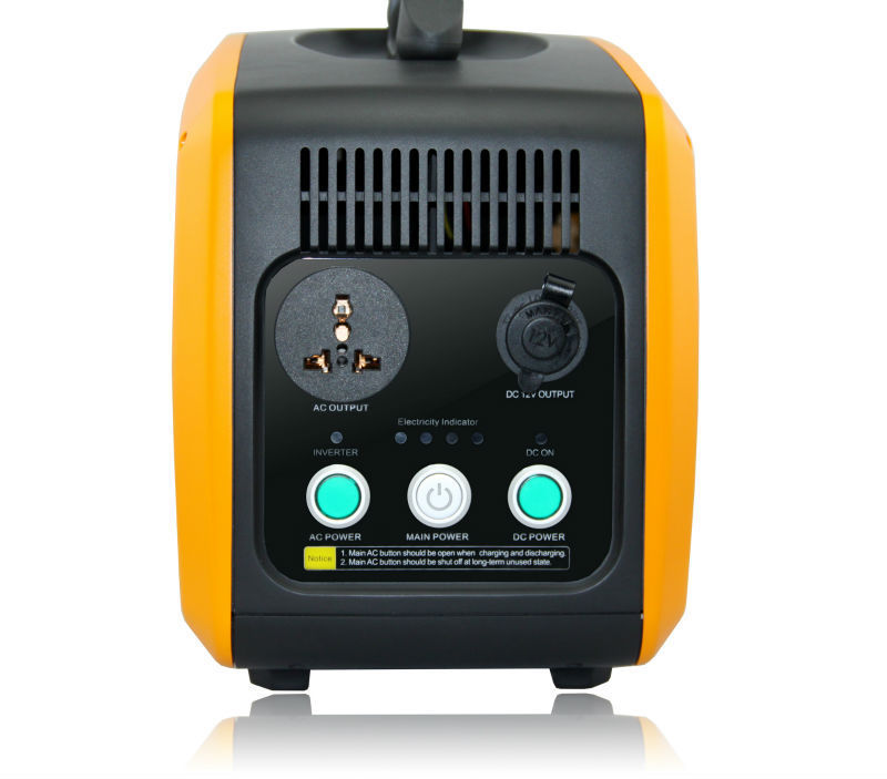 500w Portable Electric Power Supply Solar Power Generator