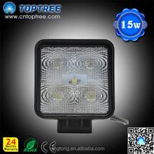 15w work lamp led /led driving light/Accessories led head lamp