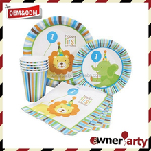 High Sale And Cheap Wholesale Paper Party Products