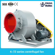 China supplier air blower 4-72 ventilation exhaust fan centrifugal fan price