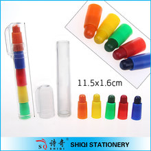 Promotion 5 in 1 combo solid highlighter pen