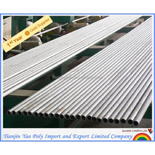 201 Stainless steel pipe for water and heating from china manufacture