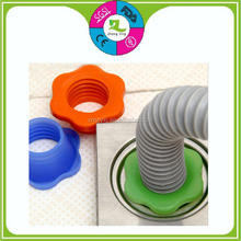 odor resistant flexible rubber stuff sewer tipes stopper silicone seals
