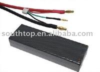 RC Car battery 7.4V 5500mAH 50C