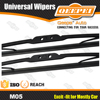 2015 new product metal wiper blade car auto body parts