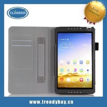 for HUAWEI MediaPad M1 case, case for HUAWEI MediaPad M1, flip leather case for HUAWEI MediaPad M1