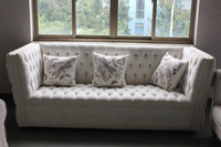French style furniture,inflatable 3 seats sofa