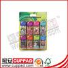 Colorful,,paper air freshener for hanging/star shape paper air freshener/vanilla scent paper air freshener ck scent.