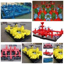 Good sale 2015! choke manifold petroleum equipment&well control choke manifold