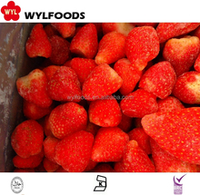 2015 new season best quality prices Frozen IQF strawberry whole/dices