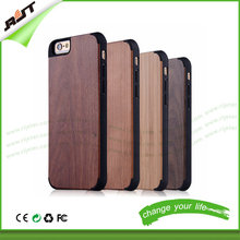 high quality cheap phone cases wooden phone case for iphone, for iphone 6s wood phone case cover