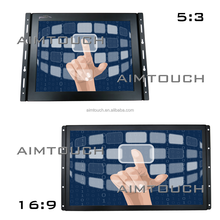 10.4 inch 4:3 Open Frame atm machine component 1024x768 Resistive Touch Screen