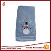 100% cotton towel christmas gift towel christmas towels