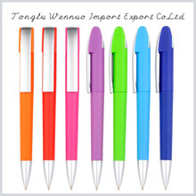Recycling and non-toxic students dedicated plastic pen