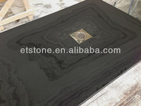 Natural Shanxi Black Shower Tray for Bathroom Floor