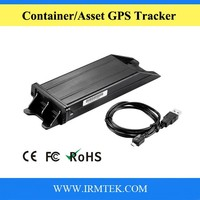 Long Life Battery Container Asset 3G WCDMA GPS Tracker for Persons/Trailer With Free Tracking Platform Software