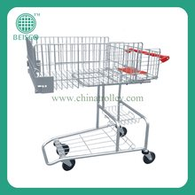 Disabled Supermarket Shopping Cart With Resonable Price