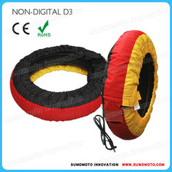 Manufacturer Pro Racing Non-digital Tyre Warmer 190mm D3