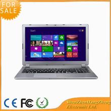 "Factory Top quality laptop i5 2.4GHz / 4096 / 250 / DVD/RW 15.6"" laptop computer"