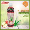 Apple fruit low calories flavor aloe soft